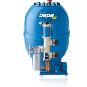 Ospa 24 Ecoclean, Filter 8, Vivell, Filter, Schwimmbad